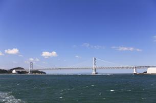 大鳴門橋の写真素材 [FYI04156201]