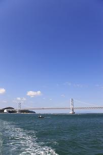 大鳴門橋の写真素材 [FYI04156202]