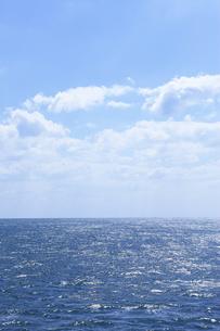 水平線の写真素材 [FYI04156205]