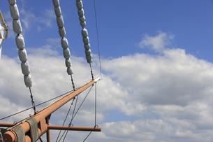 観光船の写真素材 [FYI04156208]