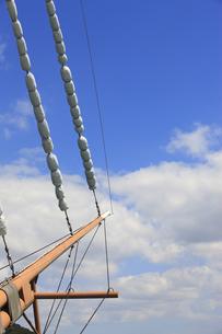 観光船の写真素材 [FYI04156209]