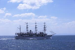 観光船の写真素材 [FYI04156210]