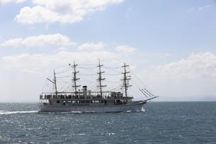 観光船の写真素材 [FYI04156211]