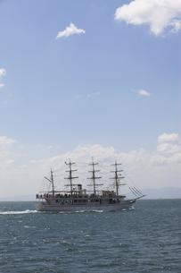 観光船の写真素材 [FYI04156212]