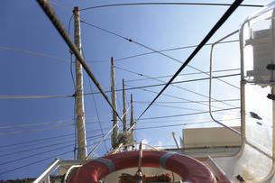 観光船の写真素材 [FYI04156217]