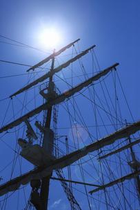 観光船の写真素材 [FYI04156219]