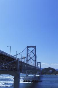 大鳴門橋の写真素材 [FYI04156228]