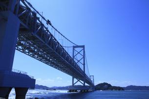 大鳴門橋の写真素材 [FYI04156234]