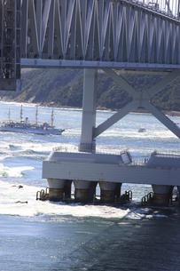 大鳴門橋の写真素材 [FYI04156241]
