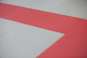 道場の畳の写真素材 [FYI04157893]