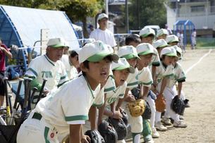 少年野球の写真素材 [FYI04158612]