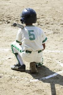 少年野球の写真素材 [FYI04158617]