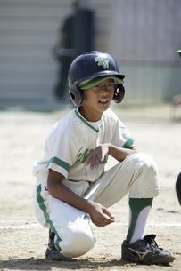 少年野球の写真素材 [FYI04158626]