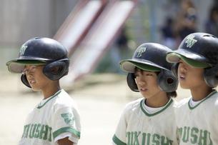 少年野球の写真素材 [FYI04158627]