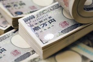 日本円の写真素材 [FYI04158887]