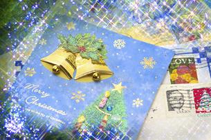 クリスマスカードの写真素材 [FYI04158935]