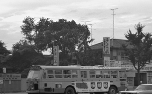 日本、兵庫県、姫路市、姫路城、白鷺城、昭和、昭和47年8月、昭和の記録、昭和の風景、レトロ、アジア、東の写真素材 [FYI04160744]