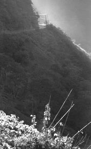 晩秋の丹波山村の写真素材 [FYI04161015]