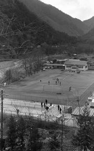 初冬の丹波山村の写真素材 [FYI04161042]