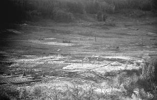 初冬の丹波山村の写真素材 [FYI04161044]