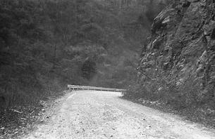 初冬の丹波山村の写真素材 [FYI04161047]