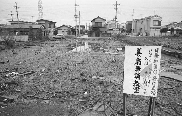 開業した武蔵野線沿線の町 吉川町にての写真素材 [FYI04161086]