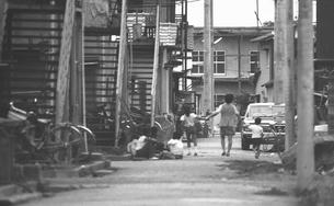 東京湾・浦安の写真素材 [FYI04161211]