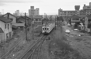 福井鉄道の写真素材 [FYI04161426]