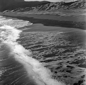 新島・前浜海岸の写真素材 [FYI04161449]