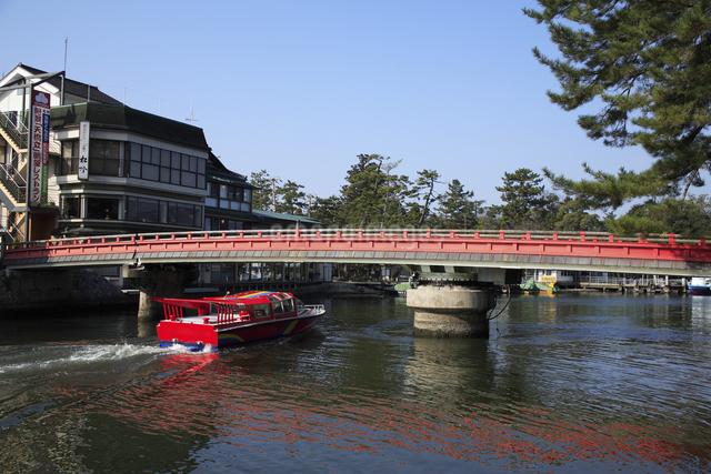 小天橋の写真素材 [FYI04163123]