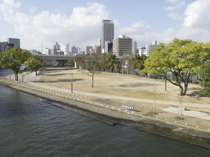中之島公園の写真素材 [FYI04163594]