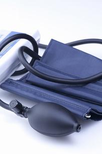 血圧計の写真素材 [FYI04163939]