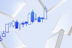 株価の写真素材 [FYI04167809]