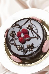 チョコケーキの写真素材 [FYI04170847]