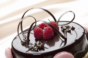 チョコケーキの写真素材 [FYI04170852]