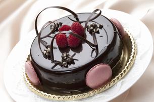 チョコケーキの写真素材 [FYI04170853]