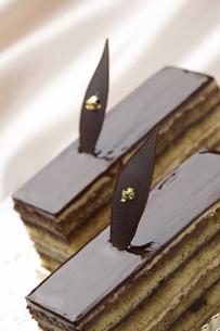チョコケーキの写真素材 [FYI04170858]