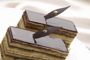 チョコケーキの写真素材 [FYI04170859]