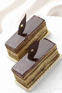 チョコケーキの写真素材 [FYI04170860]