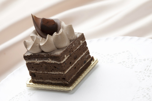 チョコケーキの写真素材 [FYI04170861]