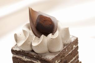 チョコケーキの写真素材 [FYI04170862]
