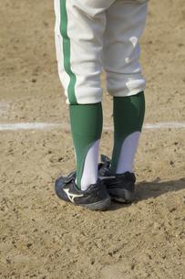 野球ユニホームの写真素材 [FYI04171431]