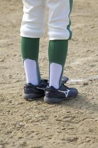 野球ユニホームの写真素材 [FYI04171433]