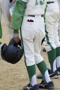 野球ユニホームの写真素材 [FYI04171434]