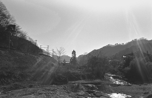 鉄道 私鉄・京王電鉄高尾線の写真素材 [FYI04172509]