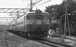 国鉄 我孫子駅の写真素材 [FYI04172519]