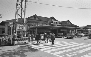 鉄道 国鉄・高崎駅の写真素材 [FYI04172661]