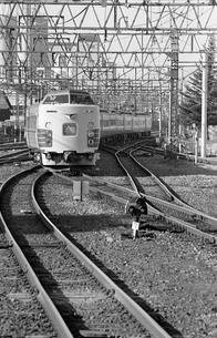 鉄道 国鉄・高崎駅の写真素材 [FYI04172704]