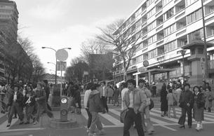 原宿・正月の表参道の写真素材 [FYI04172743]