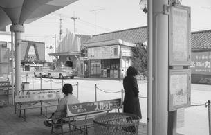 鉄道 私鉄・鹿島鉄道鹿島線 鉾田駅の写真素材 [FYI04172767]